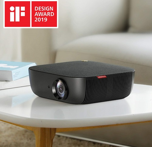 Anker Multimedia Projector Keystoning Connectivity